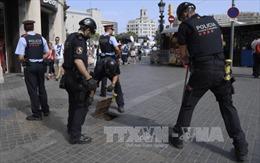 Tây Ban Nha bắt giữ đối tượng tình nghi giết cảnh sát