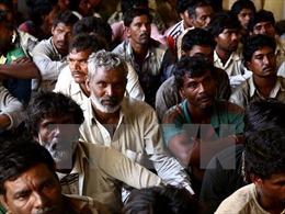 Pakistan bắt giữ 43 ngư dân Ấn Độ