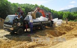 Phạt trên 1 tỷ đồng vụ chôn lấp chất thải nguy hại từ Formosa Hà Tĩnh