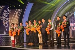 Liên hoan truyền hình toàn quốc: Trao 27 giải Vàng và 50 giải Bạc cho các tác phẩm xuất sắc