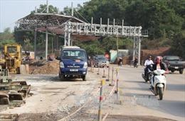 Khẩn trương hoàn thiện các thủ tục thu phí dự án BOT Thái Nguyên - Chợ Mới