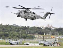 Quân đội Mỹ xin lỗi vụ rơi cửa sổ máy bay xuống trường tiểu học Nhật Bản