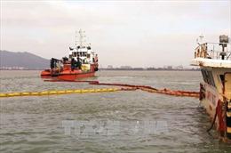Phó Thủ tướng chỉ đạo việc trục vớt các tàu chìm tại biển Quy Nhơn