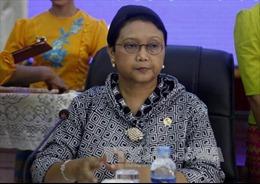 Indonesia cam kết thúc đẩy ASEAN tiến lên phía trước