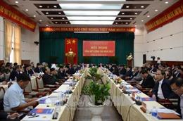 Tiếp tục triển khai chủ trương của Đảng, Nhà nước về phát triển vùng Tây Nguyên