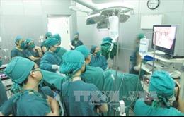 Chuyển giao kỹ thuật can thiệp mạch vành cho Bệnh viện Đa khoa tỉnh Ninh Thuận