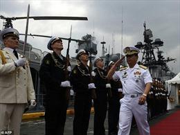 Philippines thông báo lý do cách chức Tư lệnh Hải quân