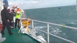 Cảnh sát biển Hàn Quốc bắn 249 phát đạn xua đuổi tàu cá Trung Quốc