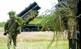 Nhật Bản dựng căn cứ tên lửa gần lãnh thổ Trung Quốc