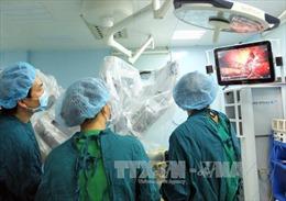 Tái tạo đường tiêu hóa cho bệnh nhân bị u ác tính vùng đầu tụy