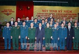 Thủ tướng dự Lễ kỷ niệm 45 năm Chiến thắng 'Hà Nội - Điện Biên Phủ trên không'
