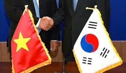 Điện mừng nhân dịp kỷ niệm 25 năm thiết lập quan hệ ngoại giao Việt Nam - Hàn Quốc