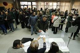 Tây Ban Nha: Phe ủng hộ độc lập tại Catalonia đang chiếm ưu thế
