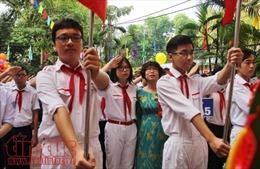 Hà Nội điều chỉnh thời gian năm học 2017 – 2018