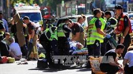 Vụ lao xe vào người đi bộ ở Australia: Nhiều người nước ngoài bị thương