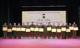 Phát huy truyền thống hào hùng của Quân tăng cường Thủ đô Hà Nội