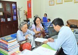 Chế độ, chính sách đối với trợ giúp viên pháp lý