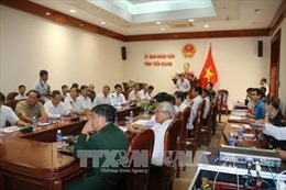 Các tỉnh Nam bộ triển khai ứng phó khẩn cấp với bão Tembin