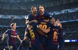 Barca đánh sập Real ngay tại 'thánh địa' Bernabeu