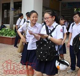 Ba trường tại TP Hồ Chí Minh dừng tuyển sinh lớp 10 chuyên