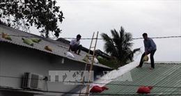 Chùm ảnh: Các tỉnh phía Nam ứng phó với bão số 16