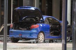 Xe ô tô đâm vào trụ sở đảng Dân chủ Xã hội Đức