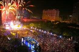 Dàn sao 'khủng' hội tụ tại sự kiện Tiger Remix 2018