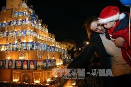 Châu Âu mùa Giáng sinh chưa ấm áp