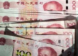 Trung Quốc cho phép dùng tiền mặt dự trữ phục vụ nhu cầu Tết
