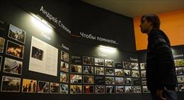 Phát động Cuộc thi ảnh quốc tế Andrei Stenin năm 2018 dành cho phóng viên trẻ