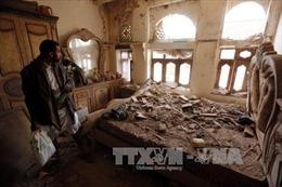Yemen: Liên quân Arập không kích làm hàng chục dân thường thiệt mạng