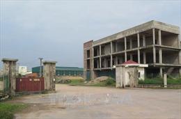 Cần sớm đẩy nhanh tiến độ xây dựng hạ tầng Khu công nghiệp Nam Phổ Yên