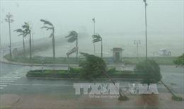Áp thấp nhiệt đới ngoài khơi Phillipines có thể mạnh lên thành bão và đi vào Biển Đông