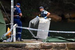 Thủy phi cơ rơi ở Australia, toàn bộ phi hành đoàn thiệt mạng