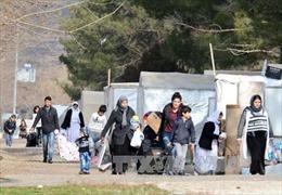 Thổ Nhĩ Kỳ bắt giữ 6.122 người nhập cư bất hợp pháp