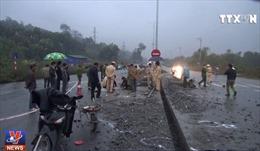 Tai nạn giao thông nghiêm trọng tại Hà Giang khiến 5 người tử vong