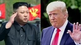 Tổng thống Mỹ tuyên bố có nút hạt nhân to hơn ông Kim Jong-un