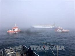 Trung Quốc: Chìm tàu ngoài khơi bờ biển Thượng Hải, 10 người mất tích