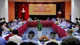 Mặt trận Tổ quốc Việt Nam tích cực tham gia phòng chống tham nhũng