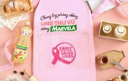 Chung tay phòng chống ung thư vú cùng Marvela