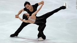 Hai vận động viên trượt băng đem lại hi vọng cho quan hệ Hàn - Triều