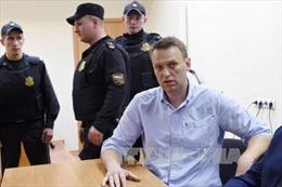 Tòa án tối cao Liên bang Nga giữ nguyên lệnh cấm thủ lĩnh phe đối lập A.Navalny ra tranh cử