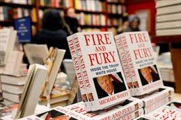 Cuốn sách về Tổng thống Trump bán chạy nhất trên Amazon