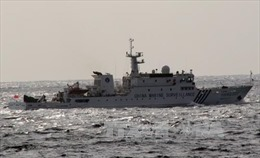 Tàu Trung Quốc đi vào vùng biển gần quần đảo tranh chấp với Nhật Bản