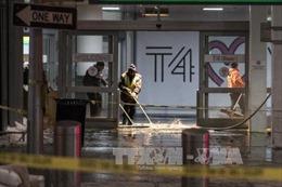 Mỹ: Sân bay quốc tế JFK hỗn loạn do sự cố ngập lụt