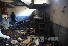 Liên hợp quốc lên án vụ đánh bom đẫm máu tại Kabul là tội ác chiến tranh