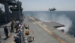 Tàu sân bay 'mini' của Mỹ tới Tây Thái Bình Dương