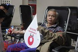 Hưởng ứng lời kêu gọi, lượng dự trữ nhóm máu O đã tăng
