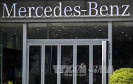 Mercedes-Benz đứng đầu thế giới về doanh số xe hạng sang