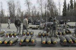 Mỹ đẩy mạnh xuất khẩu khí tài quân sự